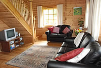 Highland Log Cabins Inverness | Luxury Mountain Log Cabins near Inverness, Rural location, Stoves, Central Heating, Sleeps 6