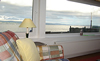 Sea View Cottage Argyll | Shore side Cottage, Conservatory, Stunning Sea Views, Beach, Pub & Village near, Sleeps 4