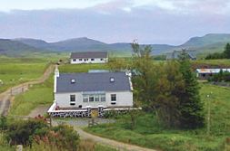 Isle of Skye Self Catering Cottage | Remote location great Northern views sleeps up to 4