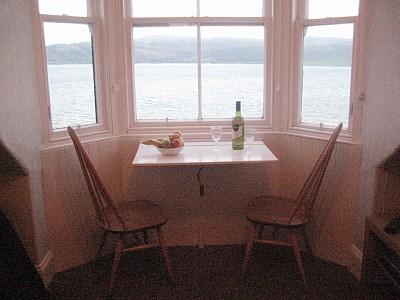 Self Catering Kyles of Bute | Kames, Shoreside Apartment, Stunning Location and Views, Sleeps up to 4