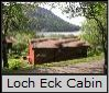 Loch Eck Log Cabins Argyll - Sauna Jacuzzi Loch Views