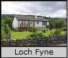 Shore Cottage Loch Fyne Strachur- Open Fire Loch Views
