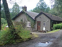 Callander Self Catering Trossachs | Set within a private Estate, this Lodge offers a private hideaway ideal for Fishing, Stalking and Nature watching, Sleeps 6