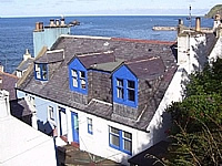 Sea View Cottage Moray Firth | Sleeps 7 lovely Northern Views, Stove, Pub near