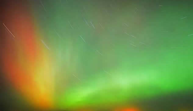 The Northern Lights - Caithness