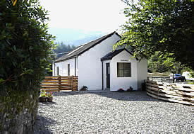 Self Catering Loch Long Argyll | Beautiful detached Cottage by Loch Long, village and sandy beach nearby, sleeps up to 4