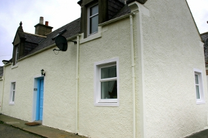Seaside Cottage Aberdeenshire | Shore Road, Whitehills Moray Firth, Sleeps up to 6, Open Fire Lovely Sea Views