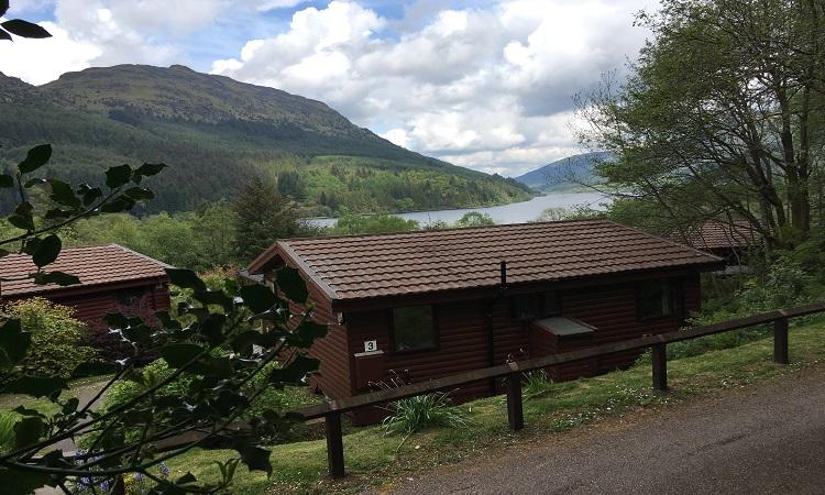 Loch Eck Log Cabins
