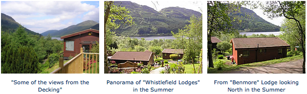 Whistlefield Lodges