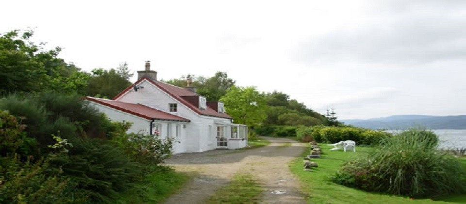 Shore Cottage Loch Fyne Argyll