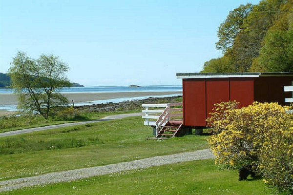Super West Coast Lodges Scotland Sea Views And Private Beach Interior Design Ideas Tzicisoteloinfo