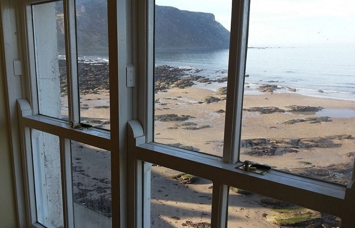 Shoreside Holiday Cottage Moray