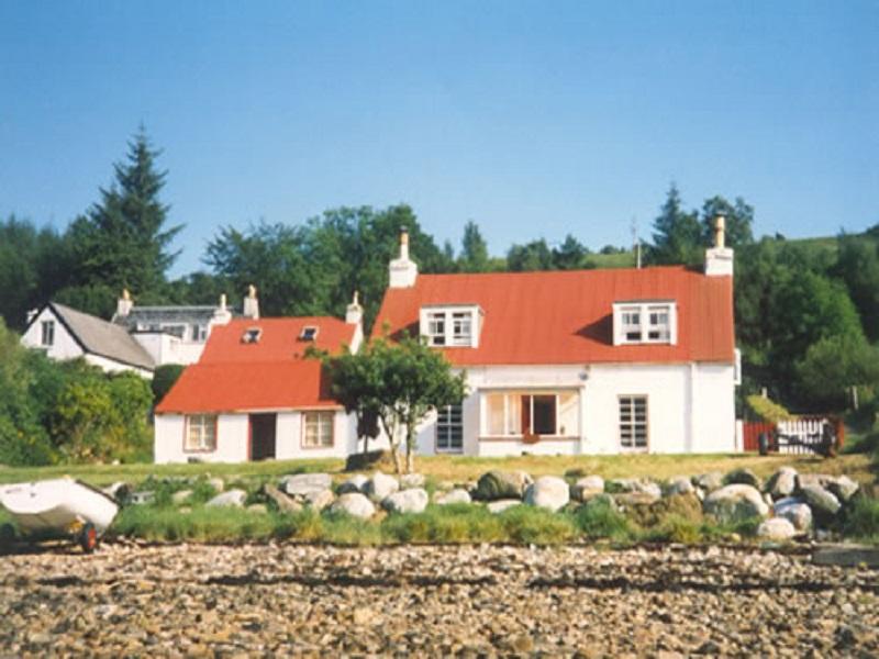 Shore Cottage Loch Fyne