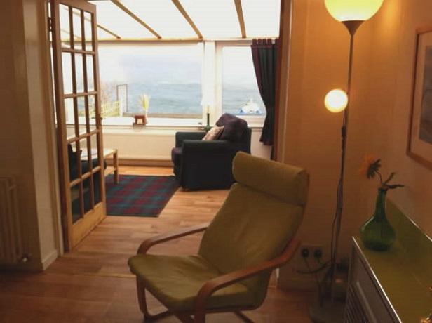Sea View Cottage Argyll