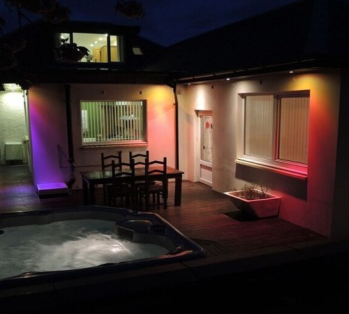 Scottish Holiday Cottages With Sauna