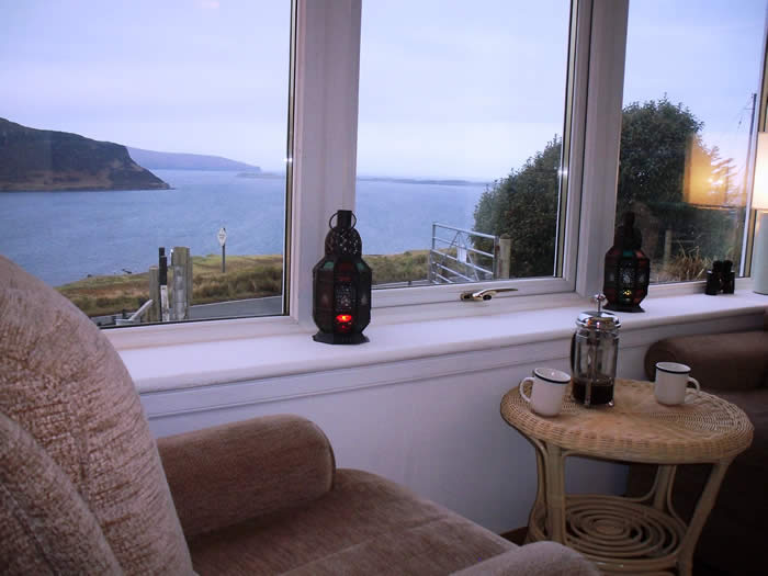 Isle Of Skye Self Catering Crofters Cottage Luxury With