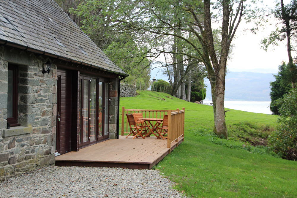 Remote Shoreside Cottage Argyll Coast