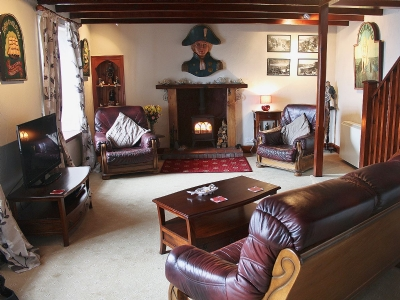 Holiday Cottage Burnmouth Eyemouth