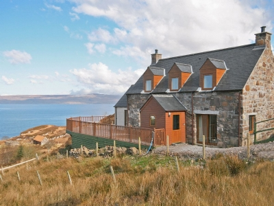 Detached Holiday Cottage Applecross