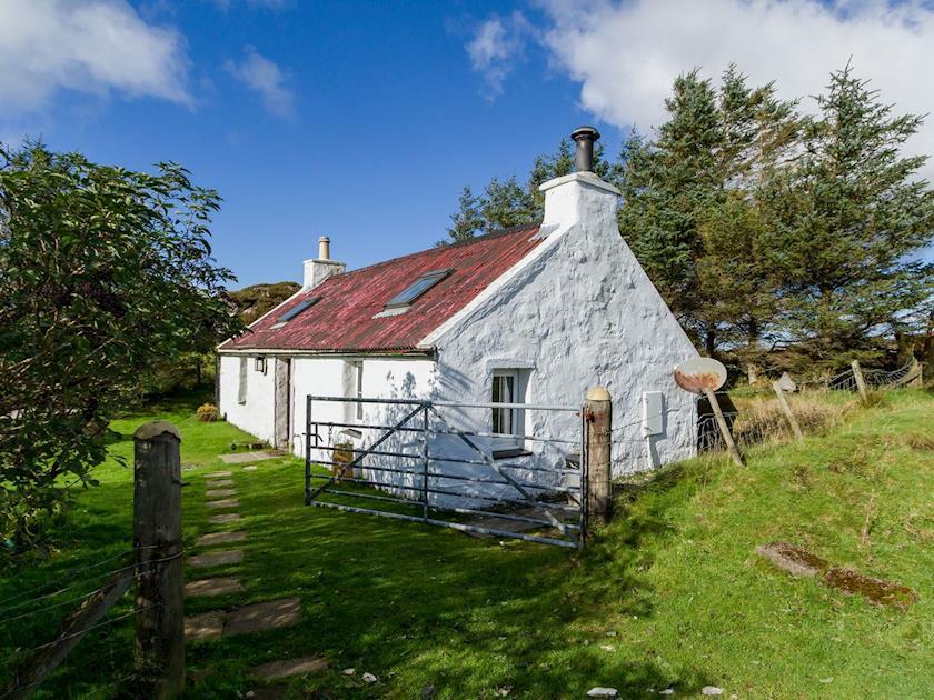 Isle of Skye Remote Hideaway Cottage
