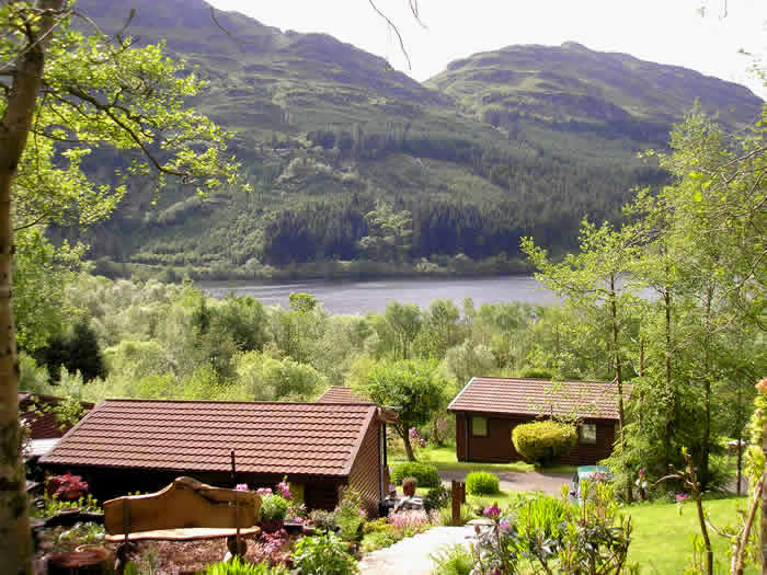 Self catering scotland 1000 39 s of affordable holiday cottages Log cabins with hot tubs scotland